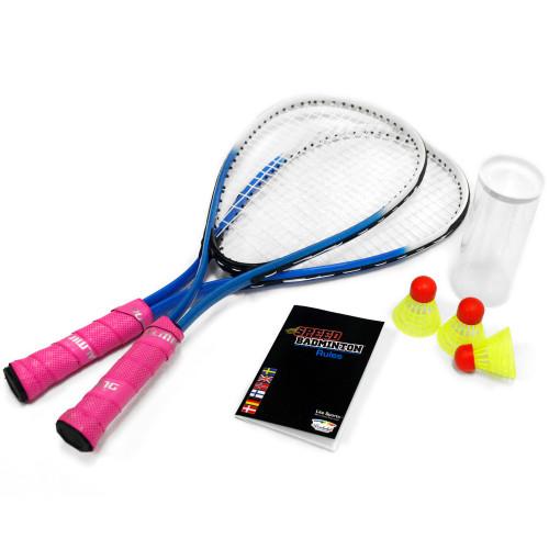Wonderful Times Speed Badminton