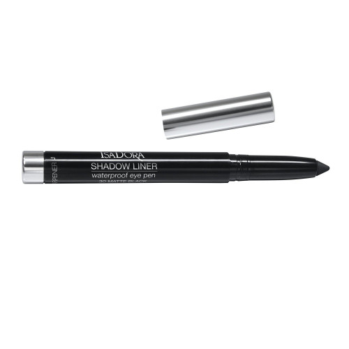 IsaDora Shadow Liner Matte Black 30