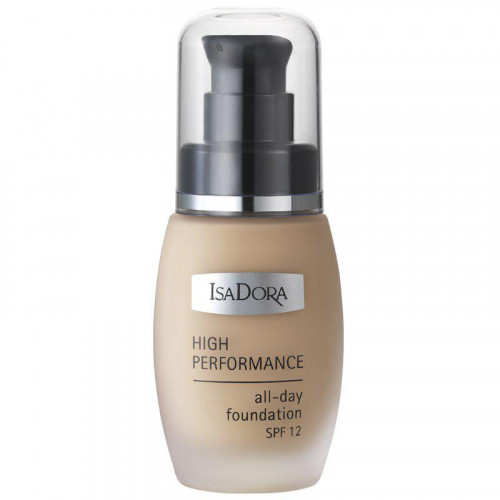 IsaDora High Performance All-Day Foundation SPF 12 - Rose Beige 01