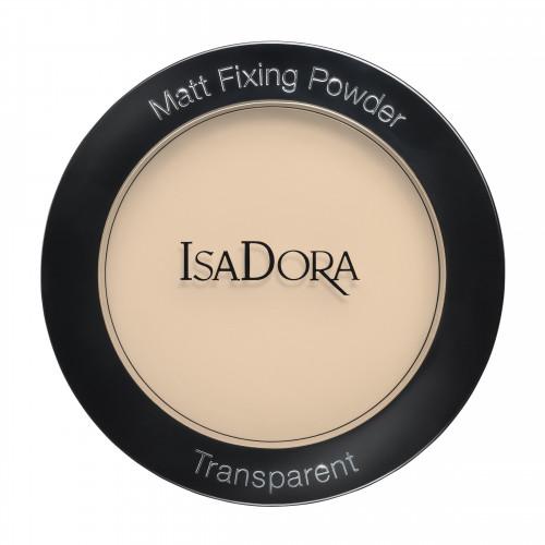 IsaDora Matt Fixing Blotting Powder - Sheer Nude 03