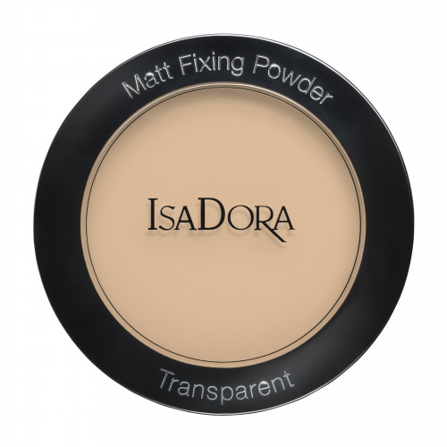 IsaDora Matt Fixing Blotting Powder - Sheer Sand 05