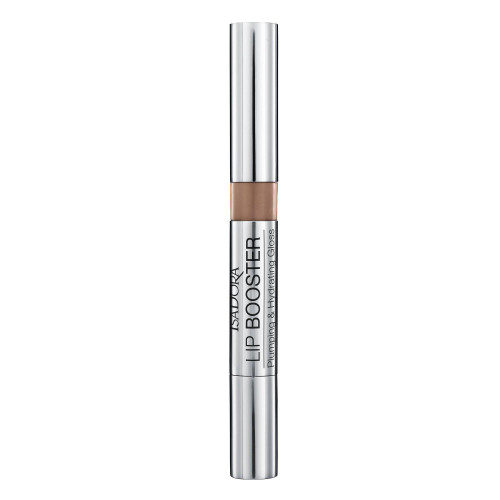 IsaDora Lip Booster Plumping & Hydrating Gloss - Almond Glaze 09