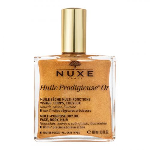 Nuxe Huile Prodigieuse Dry Oil Golden Shimmer 100 ml
