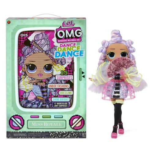 L.O.L. Surprise OMG Tentpole Doll- Ch