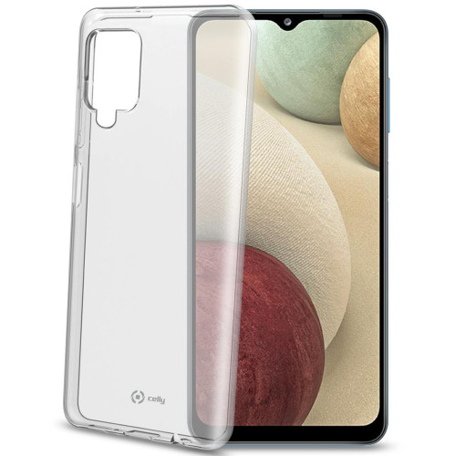 Celly Gelskin TPU Cover Galaxy A12 T