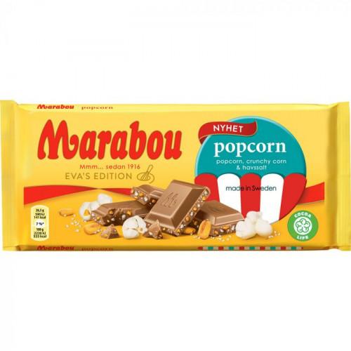 Marabou Marabou Popcorn 185 g