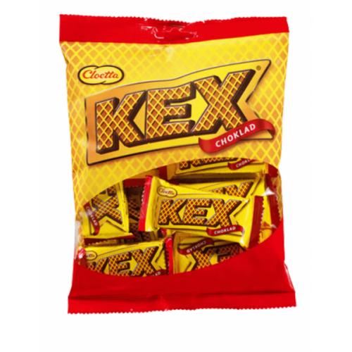 Cloetta Kexchoklad Mini Påse 156 g