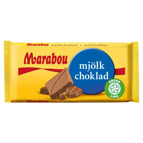 Marabou Mjölkchoklad 24 g