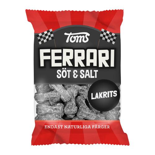 Toms Ferrari Söt & Salt 110 g