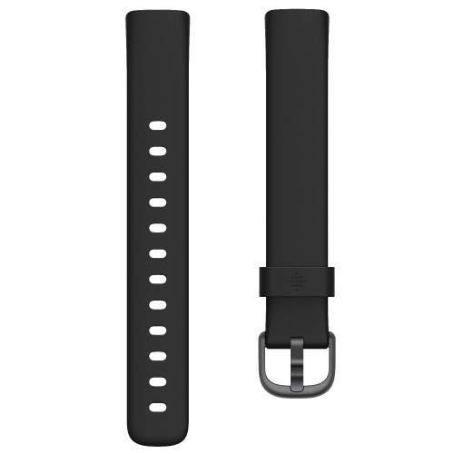 Fitbit Luxe, Armband Black (L)