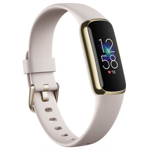 Fitbit Luxe, Lunar White/Soft Gold