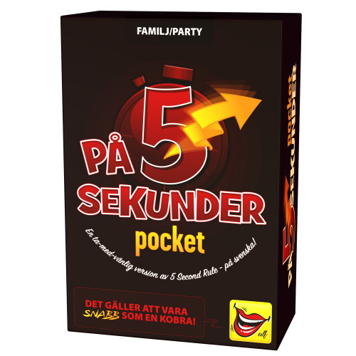 Alf På 5 Sekunder Pocket