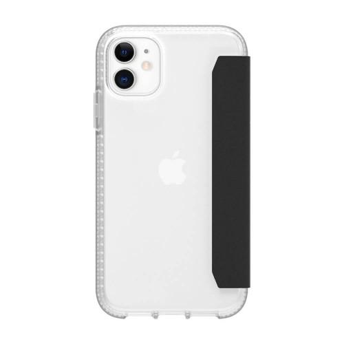 GRIFFIN Mobilfodral Clear iPhone 11 Transparent/Svart