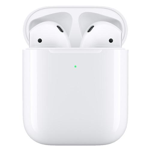 Apple Airpods med trådlöst laddningsetui (GEN 2)