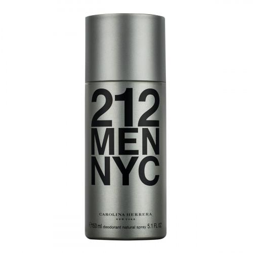 Carolina Herrera 212 Homme Deodorant Spray 150 ml