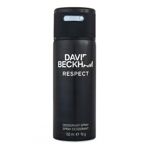 David Beckham Respect Deodorant Spray 150 ml