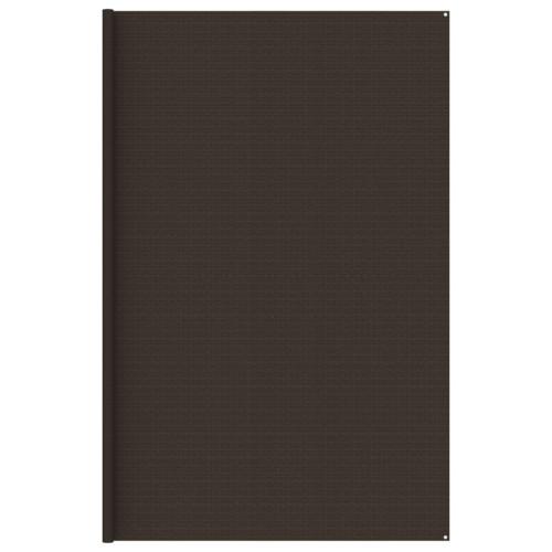 Dream Living Tältmatta 400x400 cm brun