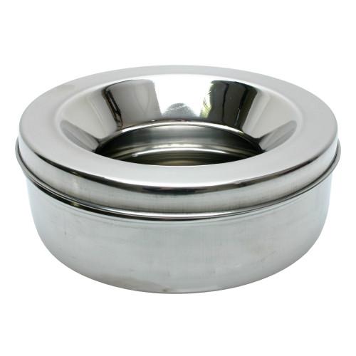 Gibbon R-fri skål med lock Non Spill Gibbon d=15 h=6,5 cm