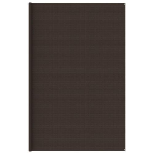 Dream Living Tältmatta 400x600 cm brun