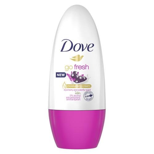 Dove Dove Go Fresh Acai & Water Lily Roll-On 50 ml