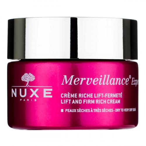 Nuxe Merveillance Lift & Firm Rich Cream Dry Skin 50 ml