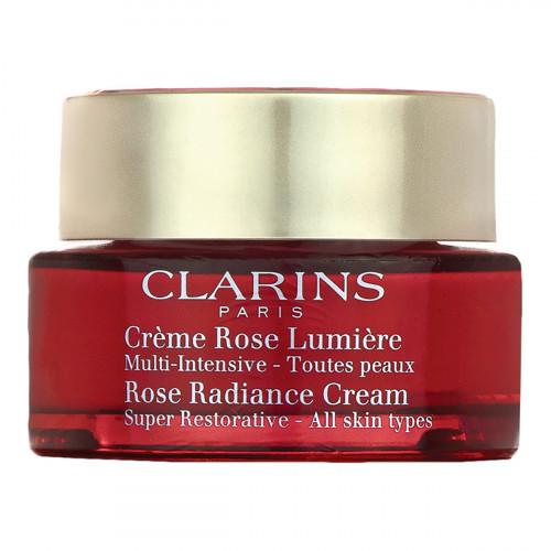 Clarins Super Restorative Rose Radiance 50 ml All skin