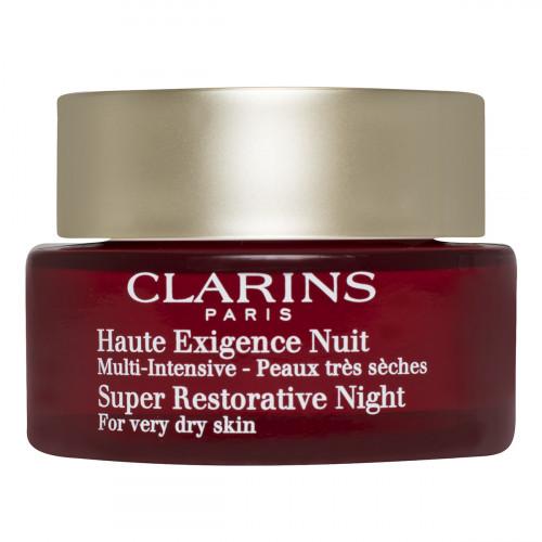 Clarins Super Restorative Night Wear 50 ml Dry skin