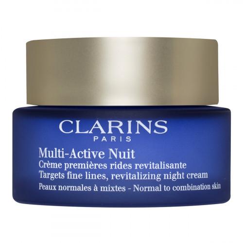 Clarins Multi-Active Night Cream 50 ml Normal to Combination