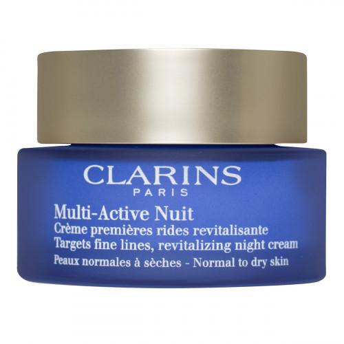Clarins Multi-Active Night Cream 50 ml Normal to Dry skin