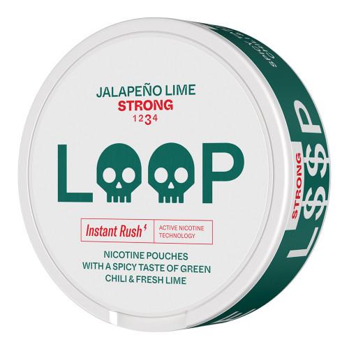 Loop Loop Jalapeno Lime Strong 10-pack