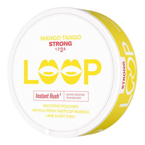 Loop Loop Mango Tango Strong 10-pack