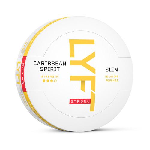 LYFT Caribbean Spirit Strong Slim 10-pack