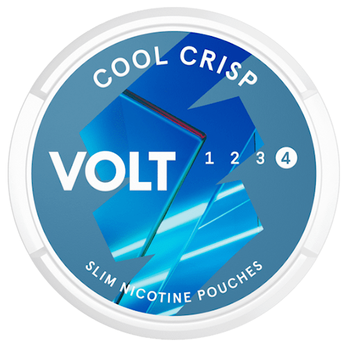 VOLT Cool Crisp Extra Strong 5-pack