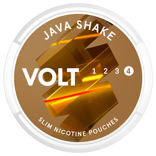 VOLT Java Shake Extra Strong 5-pack