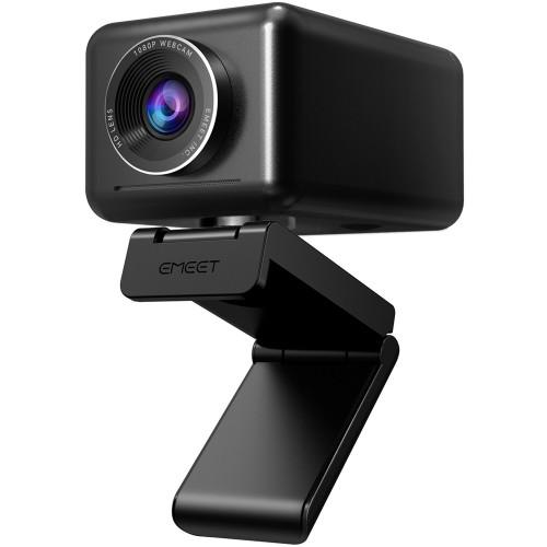 eMeet Jupiter Webcam med 4st AI mikr