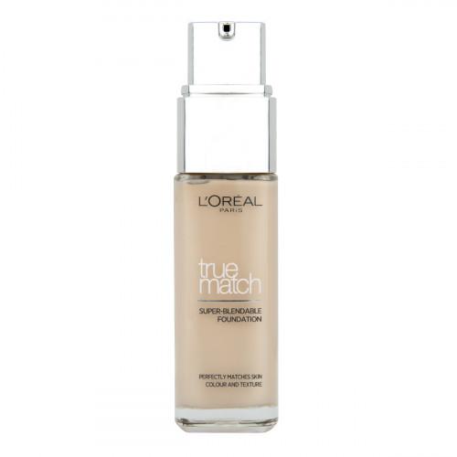 L'Oréal Paris True Match Foundation 30ml Ivory N1