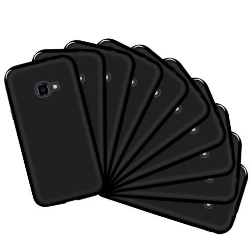 Champion Slim Cover Black Galaxy X-Cove