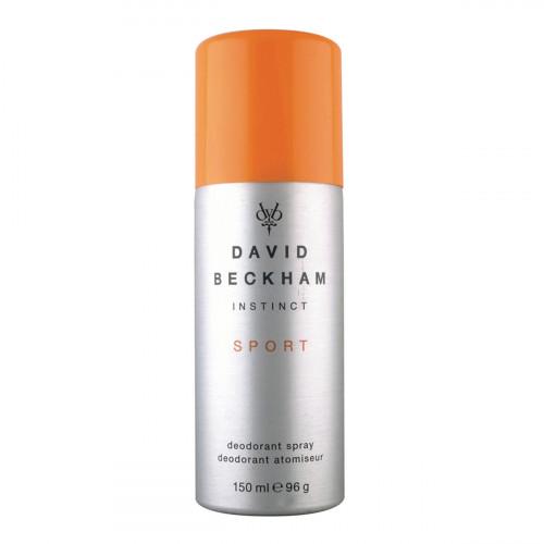 David Beckham Instinct Sport Deodorant Spray 150 ml