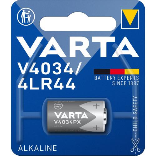 Varta V4034PX / 4LR44 6V Batteri 1-p