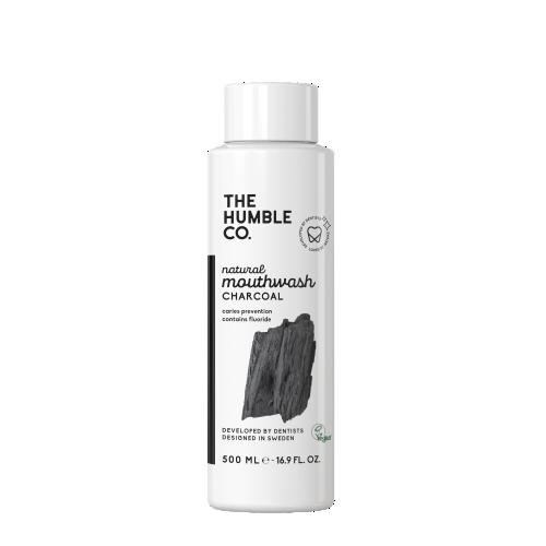 The humble co. Humble Natural Mouthwash - Charcoal