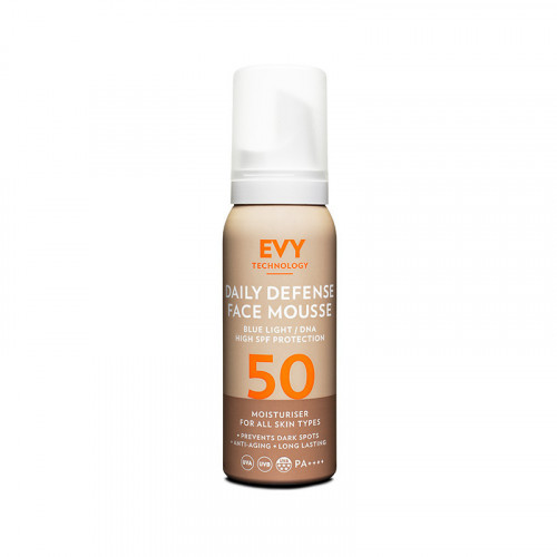 EVY EVY Daily Defence Face Mousse SPF 50 75 ml