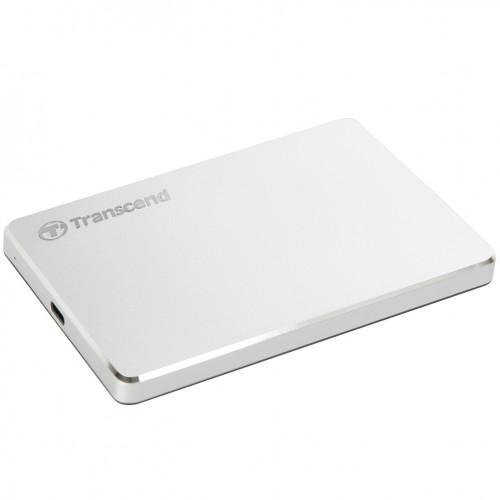 """Transcend HDD StoreJet 25C3S 2.5"""" 1TB US"""