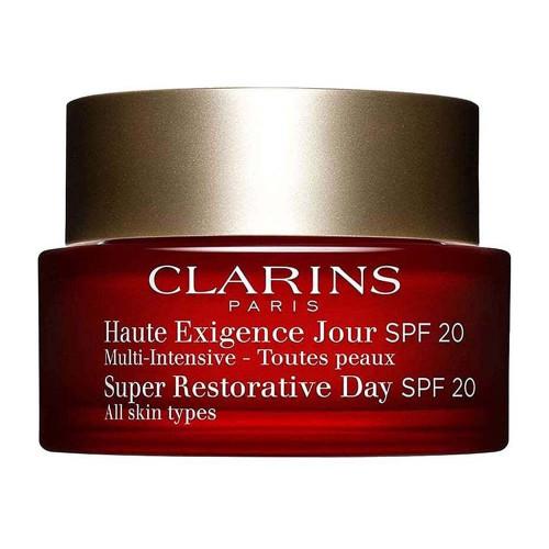 Clarins Super Restorative Day Cream SPF20 - All Skin Types