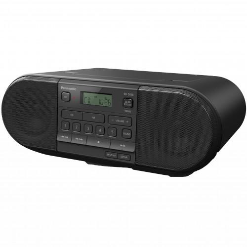 Panasonic Kraftfull bärbar radio med CD