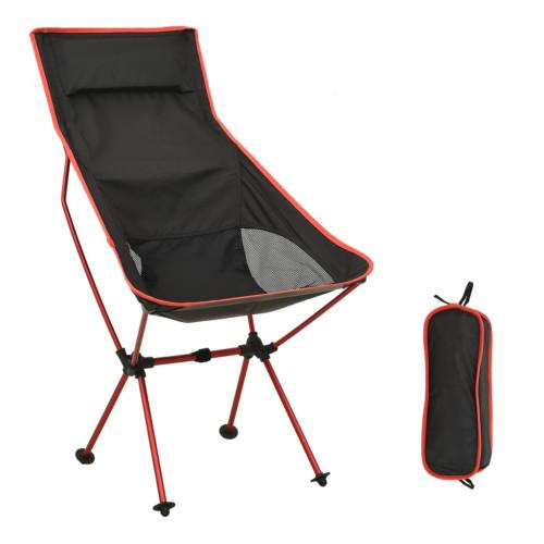 vidaXL Hopfällbart campingbord PVC och aluminium svart