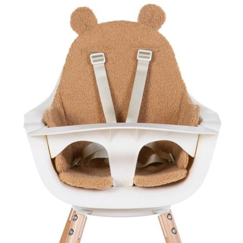 CHILDHOME CHILDWOOD Matstolsdyna Evolu teddy beige