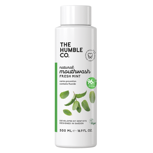 The humble co. Humble Natural Mouthwash - Fresh Mint