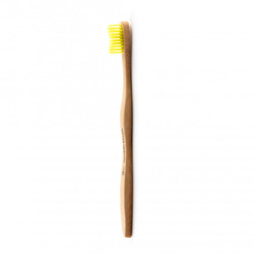 The humble co. Humble brush - Adult yellow - Soft