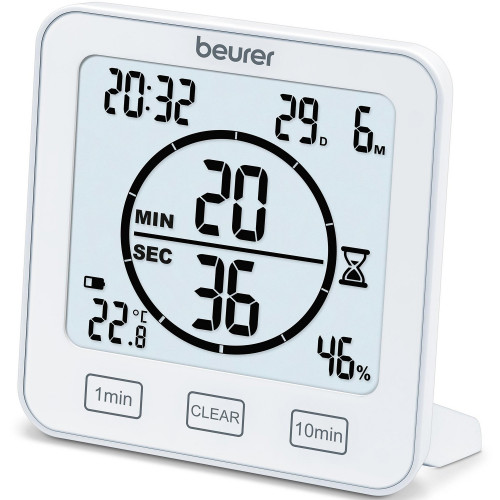 Beurer Thermo/Hygrometer HM22 Klocka