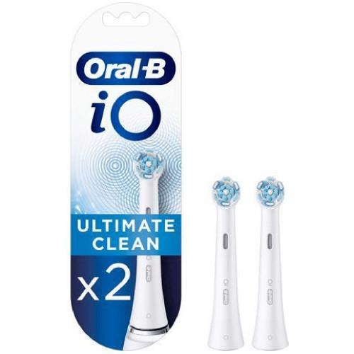 Oral B Borsthuvud iO Ultimate Clean 2